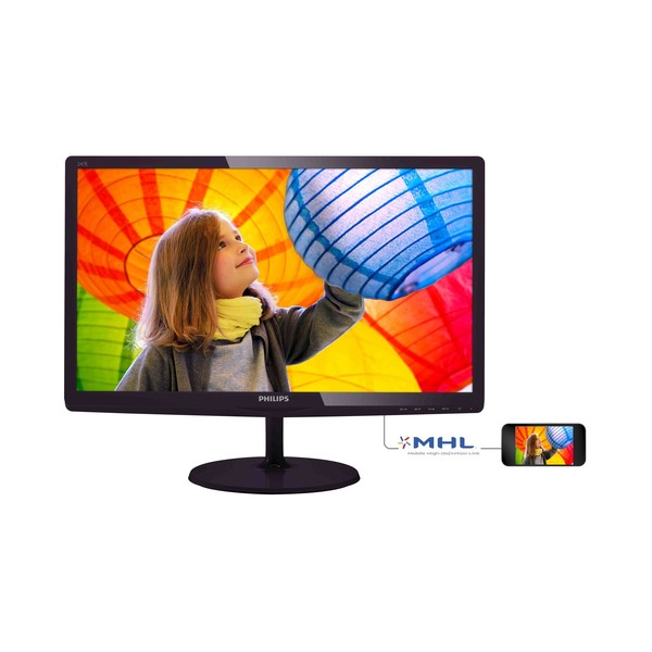 Philips Monitor LCD con retr. LED 247E6QDAD/00