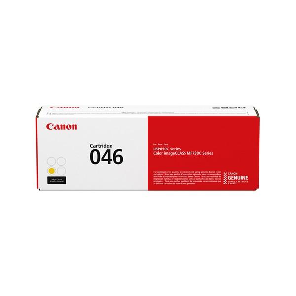 Canon 046 Laser cartridge 2300pagine Giallo