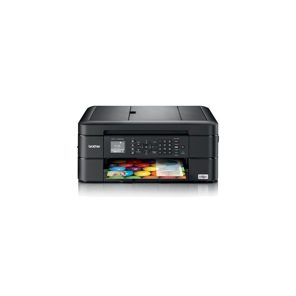 Brother MFC-J480DW 1200 x 6000DPI Ad inchiostro A4 27ppm Wi-Fi multifunzione