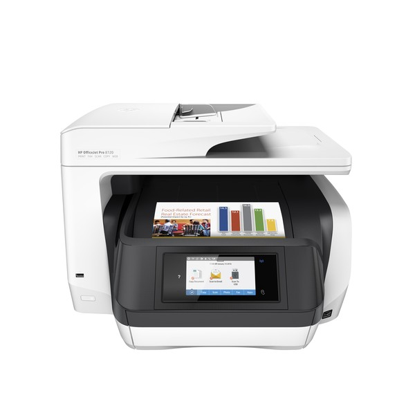 HP OfficeJet Pro Stampante All-in-One Pro 8720