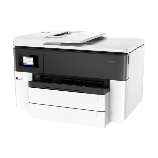 HP OfficeJet Pro Stampante All-in-One per grandi formati Pro 7740