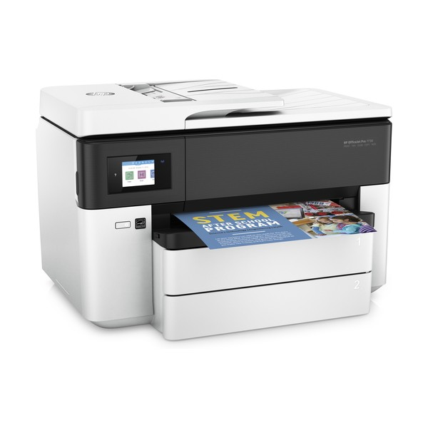 HP OfficeJet Pro 7730 Wide Format 4800 x 1200DPI Getto termico d'inchiostro A3 22ppm Wi-Fi
