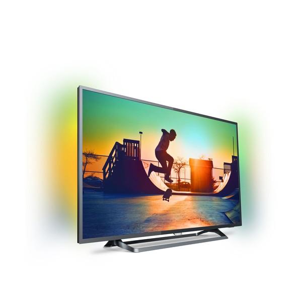 Philips 6000 series Smart TV LED ultra sottile 4K 55PUS6262/12