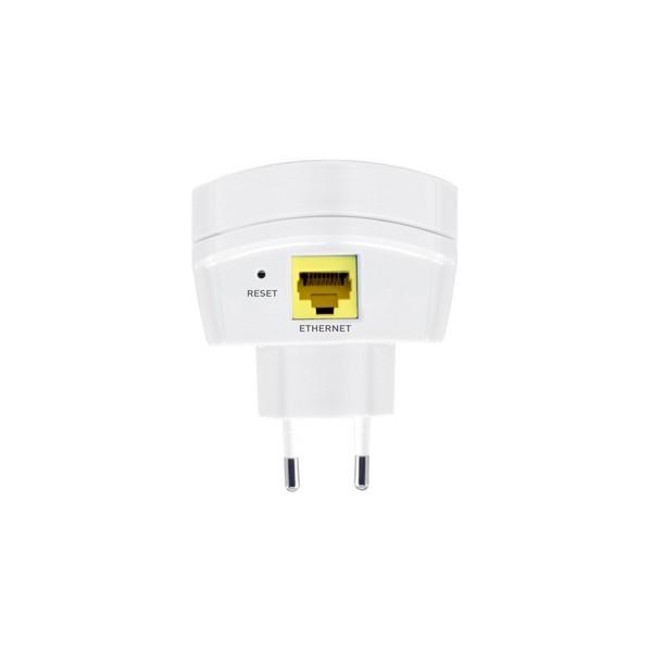 LevelOne WRE-8011E 867Mbit/s Bianco punto accesso WLAN