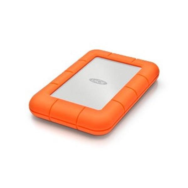 LaCie Rugged Mini 4000GB Arancione disco rigido esterno