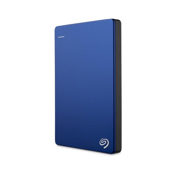 Seagate Backup Plus Slim Portable 2TB 2000GB Blu disco rigido esterno