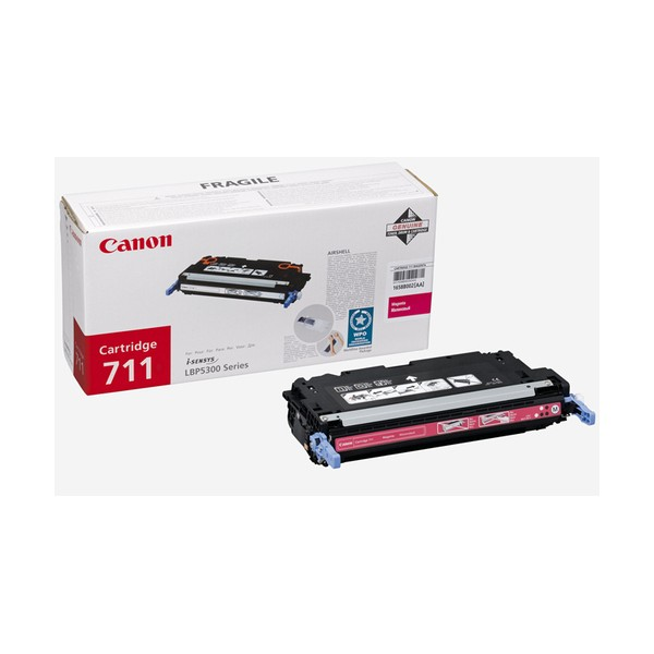 Canon 1658B002 Laser cartridge 6000pagine Magenta cartuccia toner e laser