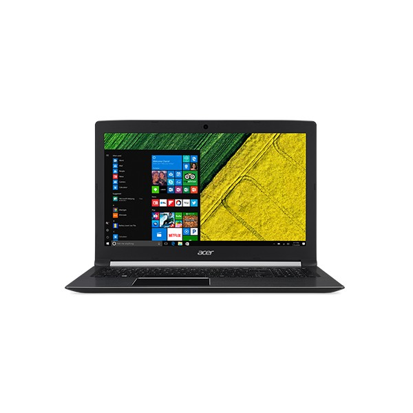 "Acer Aspire A515-51G-55XX 2.5GHz i5-7200U 15.6"" 1366 x 768Pixel Nero Computer portatile"
