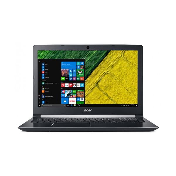 "Acer Aspire A515-51G-59YP 2.5GHz i5-7200U 15.6"" 1366 x 768Pixel Nero, Grigio Computer portatile"