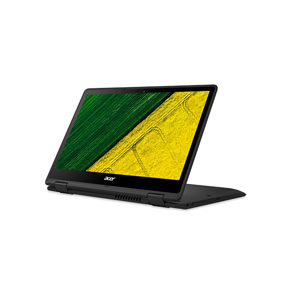 "Acer Spin SP513-51-361Y 2GHz i3-6006U 13.3"" 1920 x 1080Pixel Touch screen Nero Computer portatile"