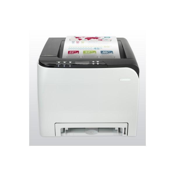 Ricoh SP C252DN Colore 2400 x 600DPI A4 Wi-Fi stampante laser