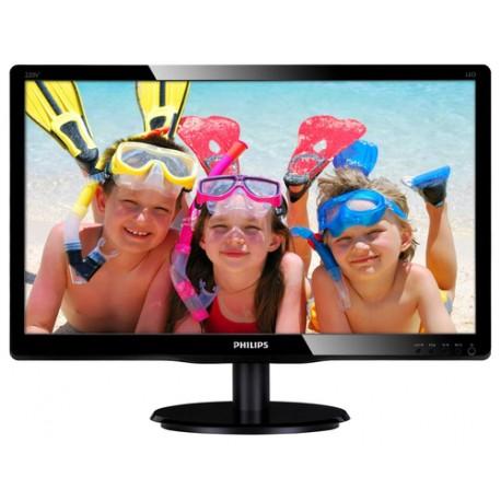 Philips Monitor LCD con retroilluminazione LED 220V4LSB/00