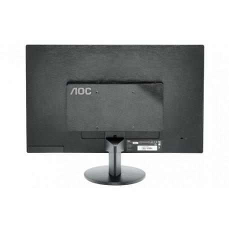 """AOC e2270Swn 21.5"""" Full HD Nero monitor piatto per PC"""