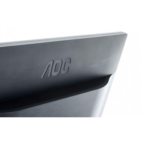 """AOC e2460Pda 24"""" Full HD Nero monitor piatto per PC"""