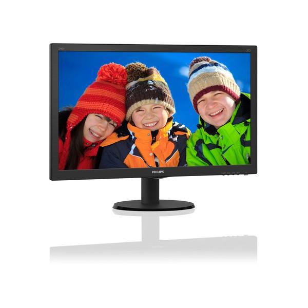 Philips Monitor LCD con SmartControl Lite 240V5QDAB/00