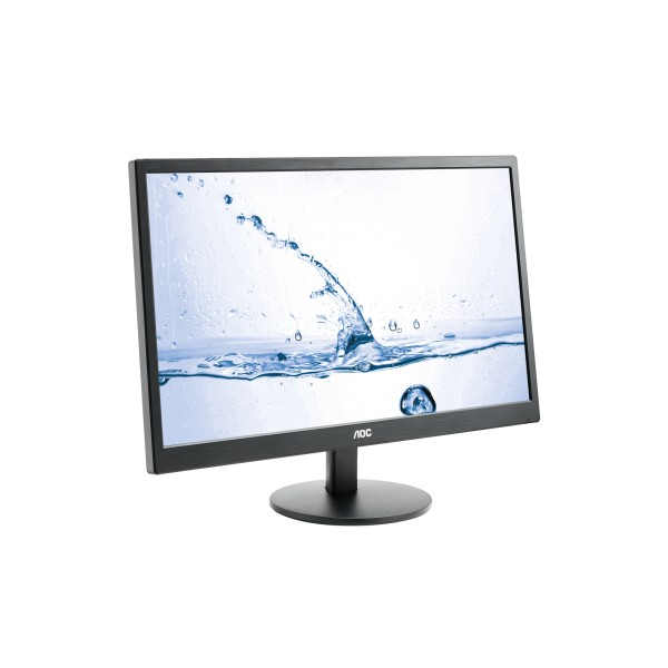 "AOC M2470SWH 23.6"" Full HD MVA Nero monitor piatto per PC LED display"